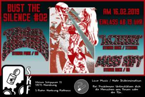 Bust the Silence #02