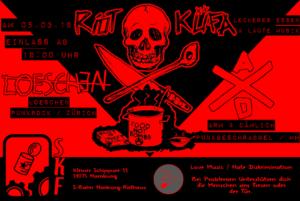 Riot-Küfa - Leckeres Essen & Laute Musik