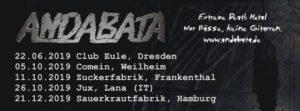 Nordic Metal X-Mas (part III) @ Sauerkrautfabrik Harburg