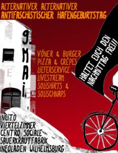 Alternativer alternativer antifaschistischer Hafengeburtstag @ Via Stream